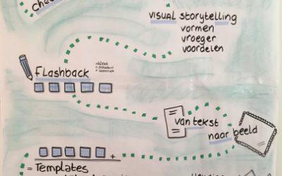 Storytelling + Storydrawing = sterke combi